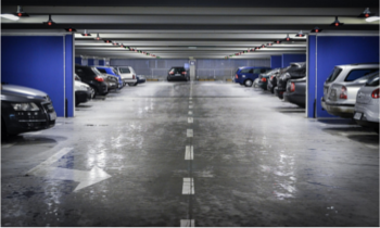 Nettoyage parking bâtiment industriel entrepôt industrie usine société de nettoyage neosit paris IDF