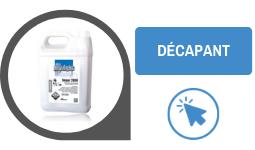 produit decapant thermoplastique