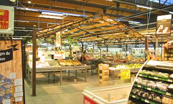 Entreprise de nettoyage de commerce, supérette, supermarché à Paris, Yvelines, Chartres